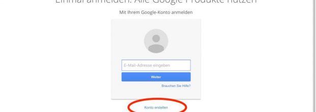 Anleitung für eigenen Google Play Store Entwickleraccount